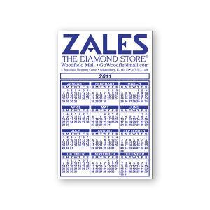 Promotional Magnetic Calendars-BL-5159C-30