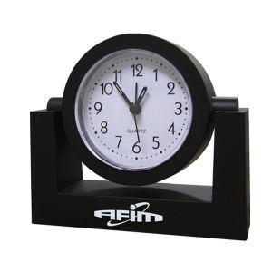 Promotional Desk Clocks-CK-659BK