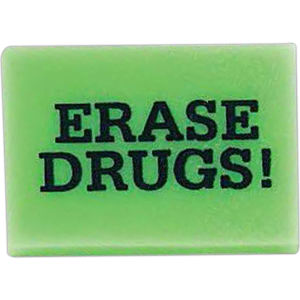 Custom Imprinted Promotional Erasers