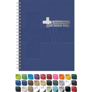 Large notebook journal with
