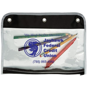 Promotional Vinyl ID Pouch/Holders-842