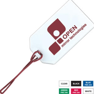 Promotional Luggage Tags-KL-10