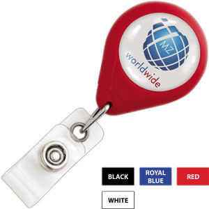 Promotional Retractable Badge Holders-609-I