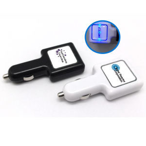 Dual USB Car Charger.