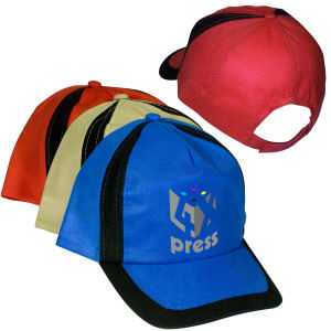 Promotional Baseball Caps-PL-4289