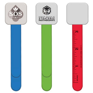 Promotional Rulers/Yardsticks, Measuring-