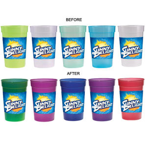 Promotional Plastic Cups-83-72217