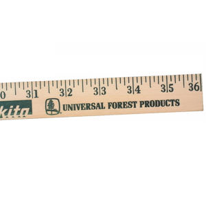 Promotional Rulers/Yardsticks, Measuring-90999