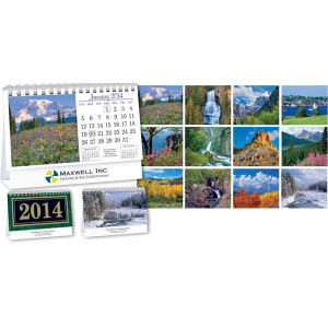Promotional Wall Calendars-DC5597