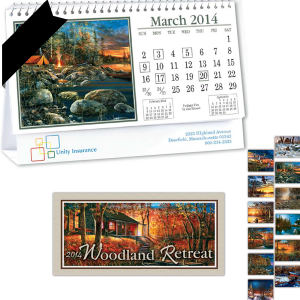 Promotional Desk Calendars-DC5083