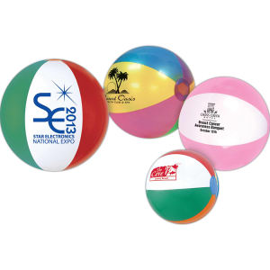 Promotional Beach Balls-12BB