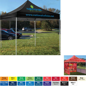 Promotional Canopies-36950