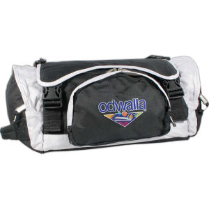 Overnight travel duffel bag