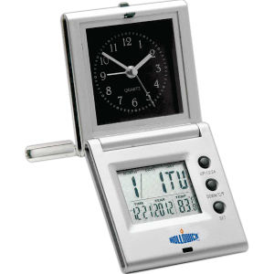 Promotional Alarm/Travel Clocks-ANCLK0051