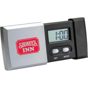 Promotional Alarm/Travel Clocks-DIGI0011
