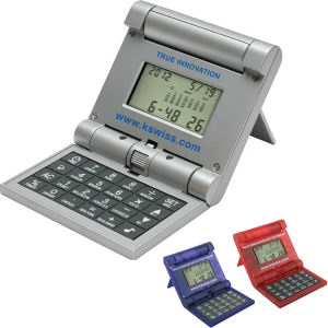 Promotional World Time Clocks-CALC0050