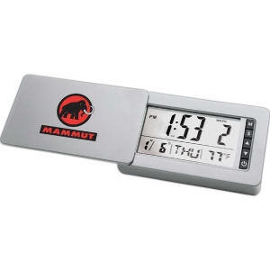 Promotional Alarm/Travel Clocks-TRAVL0406