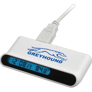 Promotional Desk Clocks-COMP0613