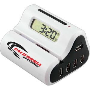 Promotional Desk Clocks-COMP0618