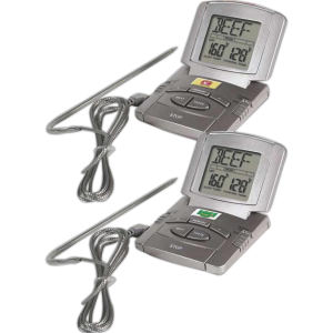 Digital kitchen thermometer, 2