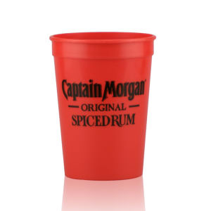 Promotional Stadium Cups-T-ST12- Red