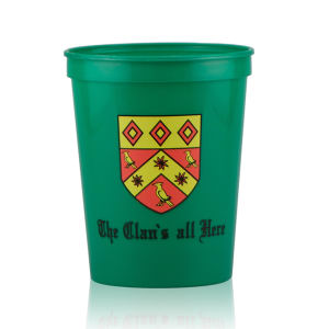 Promotional Stadium Cups-T-ST16-Green