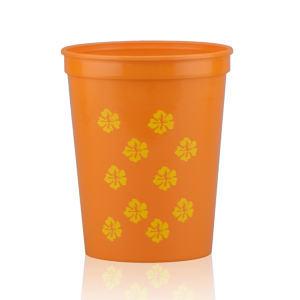 Promotional Stadium Cups-T-ST16-Orange