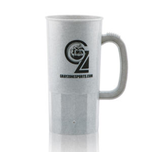 Recyclable 22 oz. Granite