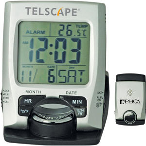 Promotional Alarm/Travel Clocks-CL4305