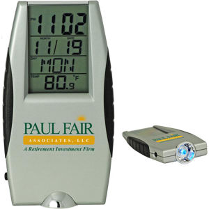 Promotional Alarm/Travel Clocks-CL4307