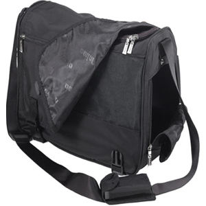 Deluxe messenger bag style