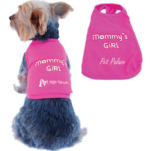 Mommy's girl dog tank