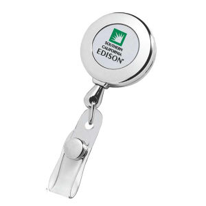 Promotional Retractable Badge Holders-CIRCHR