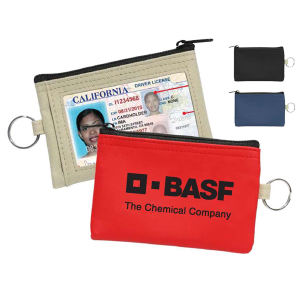 Promotional Vinyl ID Pouch/Holders-818
