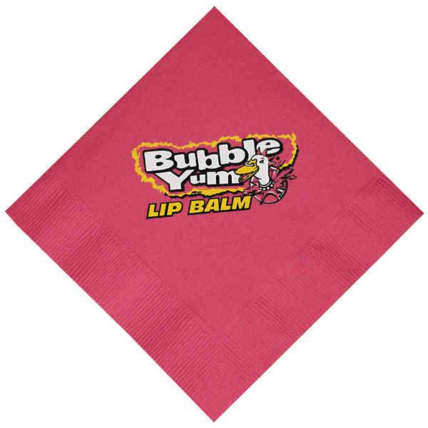 2-ply beverage napkins -