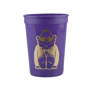 Promotional Stadium Cups-T-ST12- Purple
