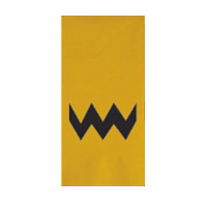 Promotional Napkins-T-N17-Yellow