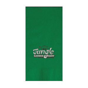 Promotional Napkins-T-N17-GREEN