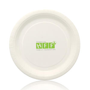 Promotional Table & Plate Accessories-T-PAP7-WHITE