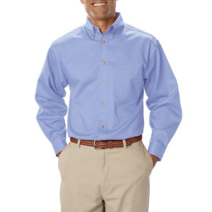 Promotional Button Down Shirts-BG-7217T