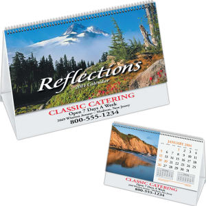Reflections - Desk calendar