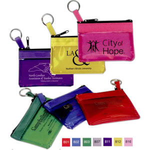 Promotional Vinyl ID Pouch/Holders-I-853