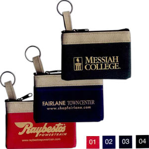 Promotional Vinyl ID Pouch/Holders-I-856