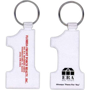 Promotional Vinyl Key Tags-IK-1001