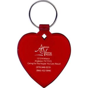 Promotional Vinyl Key Tags-IK-100HE