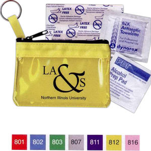 Promotional Vinyl ID Pouch/Holders-I-854FA