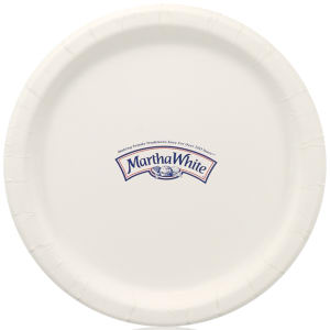Promotional Table & Plate Accessories-T-PAP9-WHITE