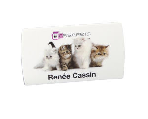 Promotional Name Badges-455