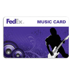 Promotional Music Download Cards-Music-GG-01