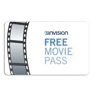 1 movie ticket -